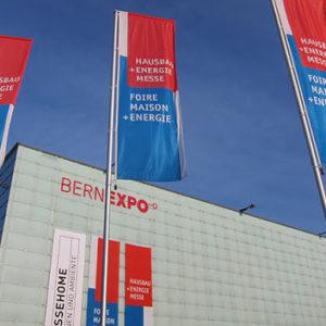 Bau+Energie Messe Bern